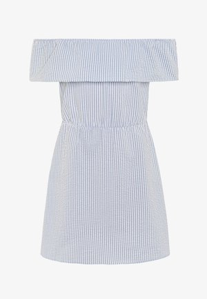 NLFHEER OFFSHOULDER DRESS - Day dress - arona