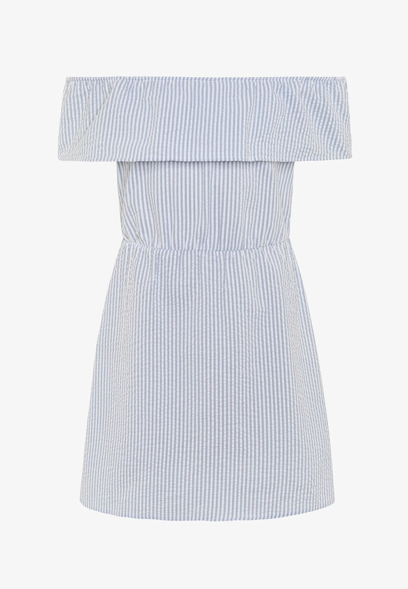 LMTD - NLFHEER OFFSHOULDER DRESS - Day dress - arona