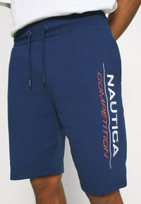 NAUTICA COMPETITION - DODGER - Tracksuit bottoms - navy - 5