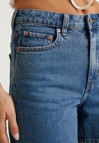 Weekday - EYA - Shorts di jeans - arizona blue - 3