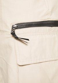 Obey Clothing - WARFIELD TREK PANT - Reisitaskuhousut - humus - 4