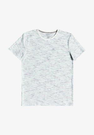 KENTIN - Print T-shirt - off white