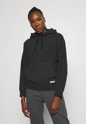HOOD - Zip-up sweatshirt - anthracite melange