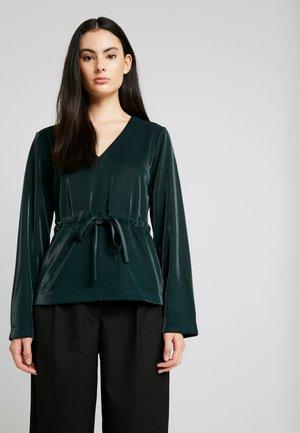 RONJA - Long sleeved top - dark green