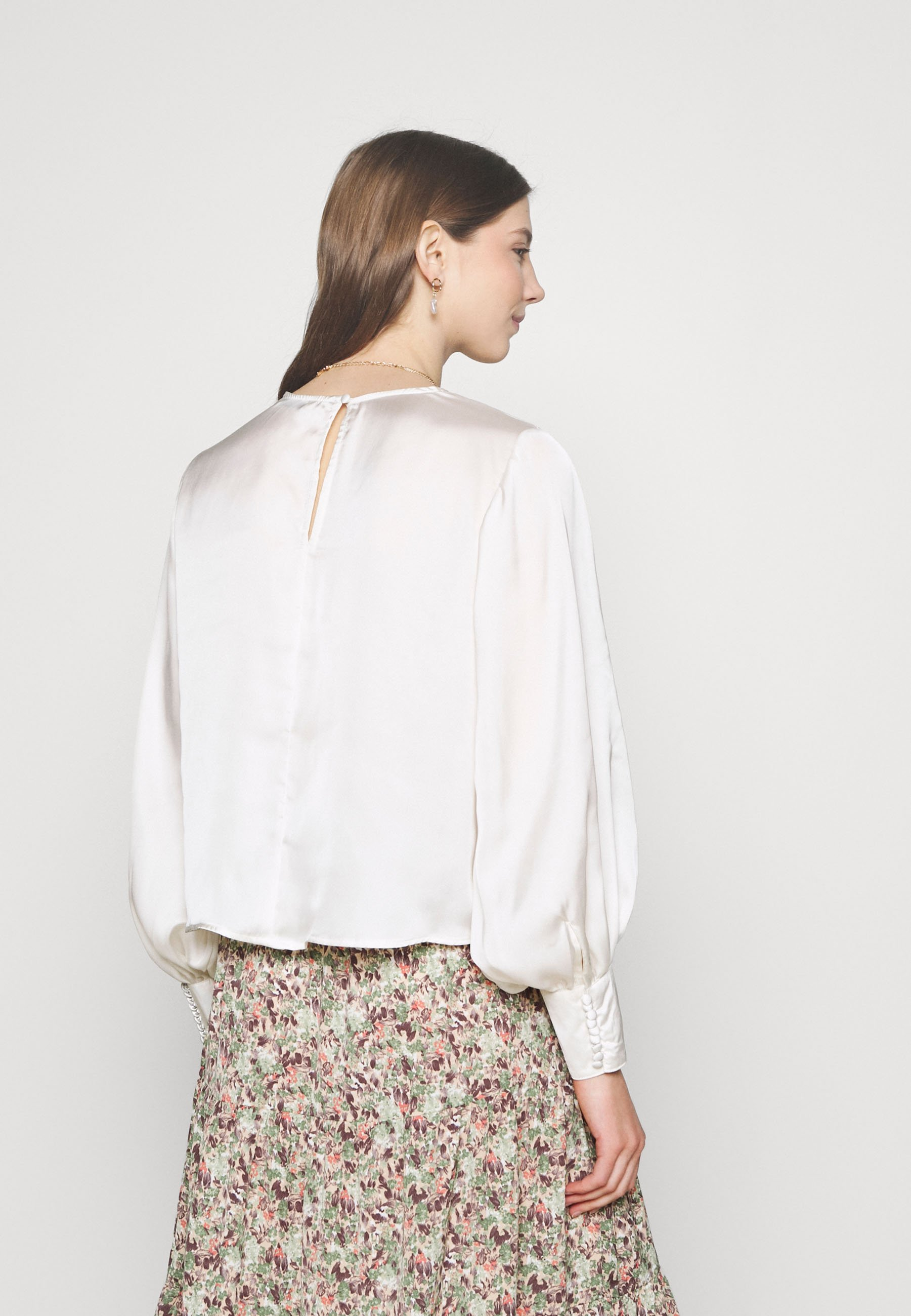 Femme ONLRUBY LIFE BLOUSE - T-shirt à manches longues