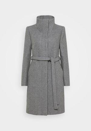 CAVERS - Klasyczny płaszcz - grey