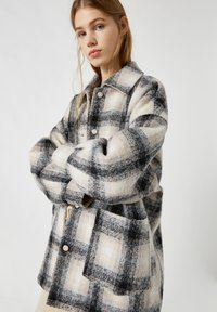 PULL&BEAR - Summer jacket - grey - 3
