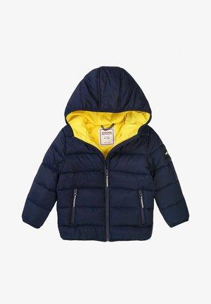 LIGHT - Zimní kabát - navy
