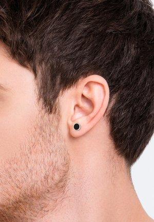 BASIC KREIS - Earrings - silver-coloured