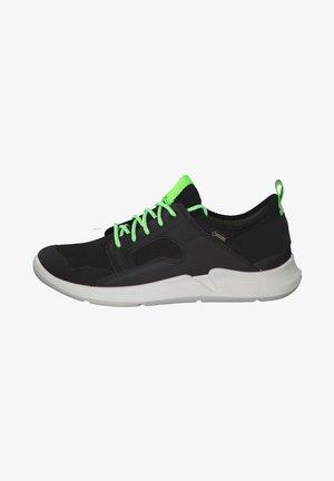 Trainers - schwarz/grün