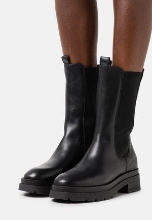 FILIPPA  - Platform boots - black