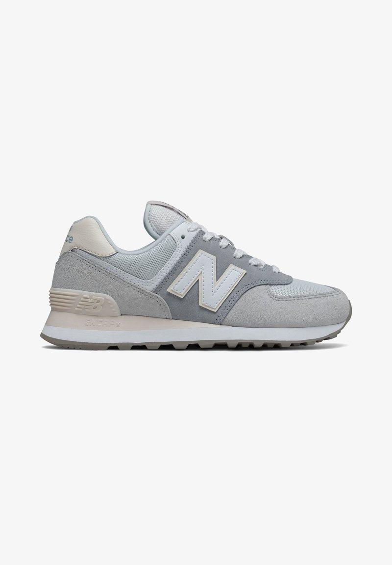 New Balance - WL574 - Sneakers - light slate/light aluminum