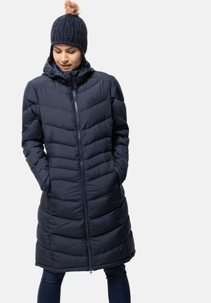 SELENIUM  - Down coat - midnight blue