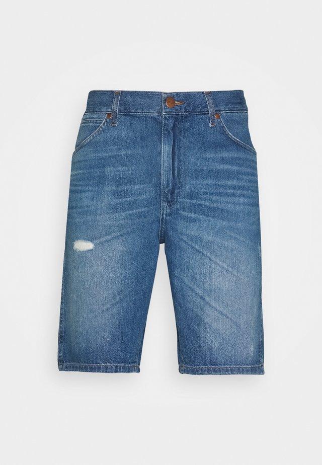 Denim shorts - rave cave