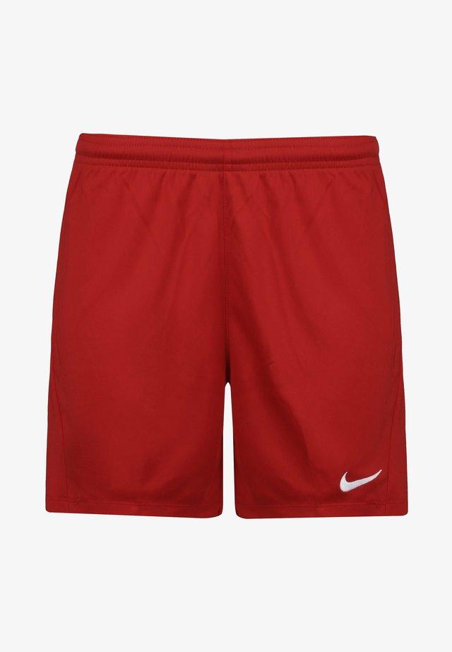 DRY PARK III - Sports shorts - university red / white