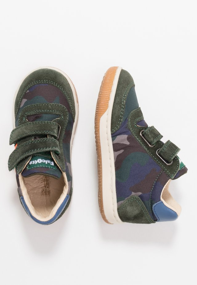 VEGA - Sneakers laag - grün