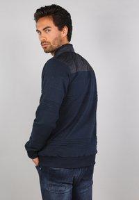 Gabbiano - Zip-up hoodie - navy - 2
