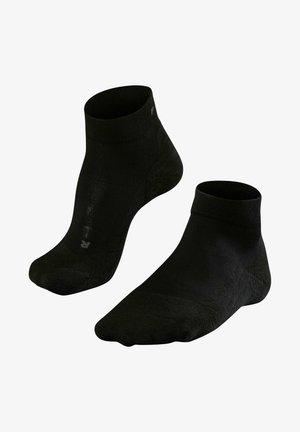 GO2 SHORT - Sportsocken - black