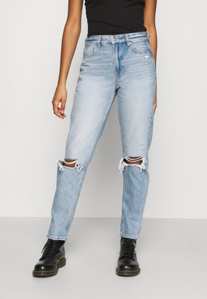 MOM  - Slim fit jeans - coldwater rinse