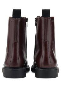 Vagabond - ALEX W - Lace-up ankle boots - mittelbraun - 3