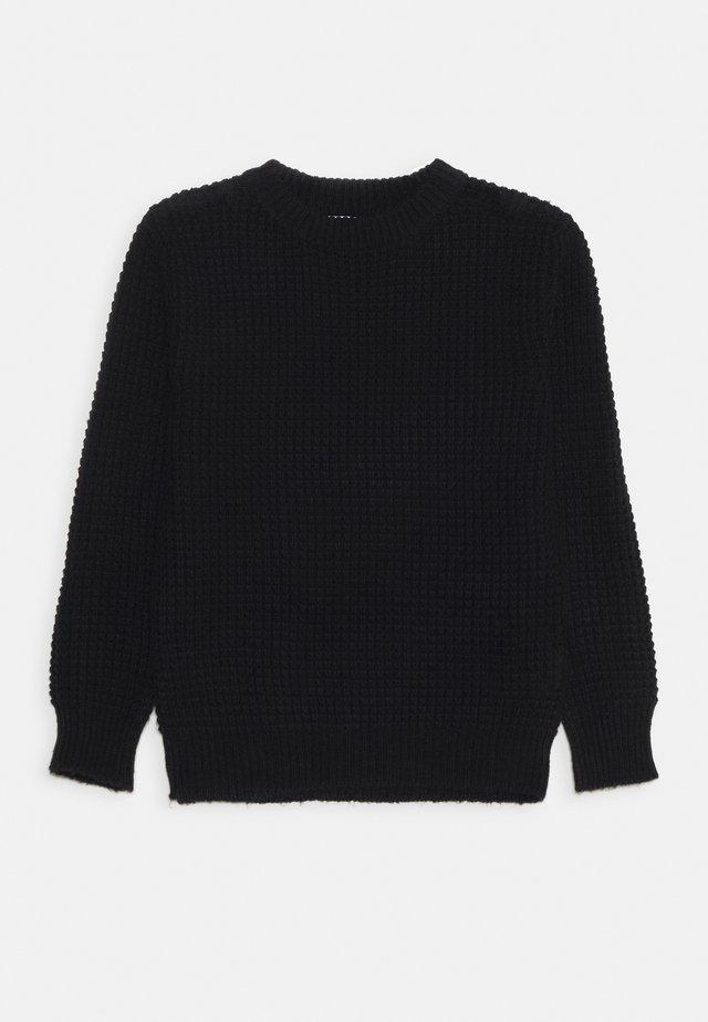 KAVE - Pullover - black