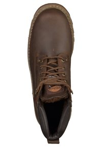 Dockers by Gerli - Lace-up ankle boots - coffee - 1