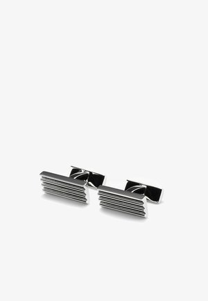E-CUMMERBAND - Cufflinks - silver