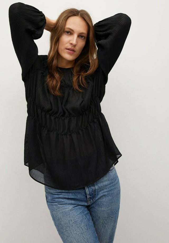 TIGA - Blouse - black