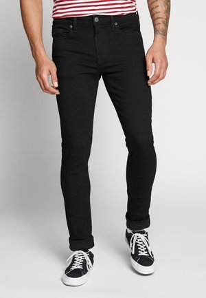 SKINNY BLACK - Jeans Skinny Fit - black