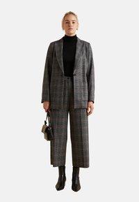 Elena Mirò - Short coat - grigio - 1