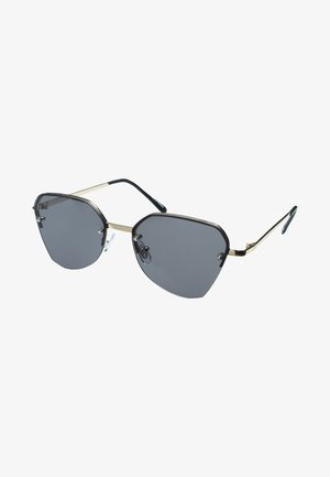 B-FLY - Sunglasses - pale gold / grey