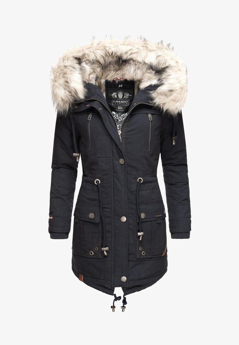 Navahoo - Winter coat - blue