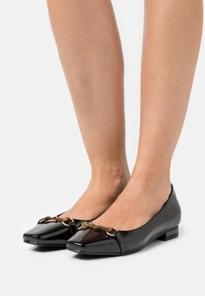 GRACE - Ballet pumps - black