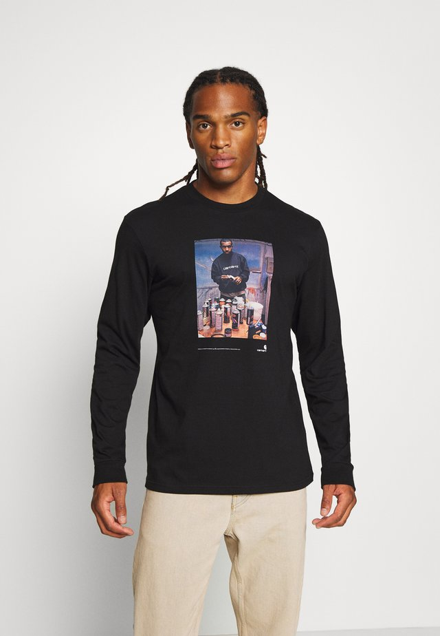1998 JAY ONE  - Long sleeved top - black