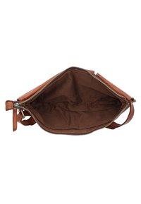 Harold's - Across body bag - cognac - 4