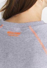 Moschino Underwear - SHORT SLEEVE - Pyjama top - gray melange - 3