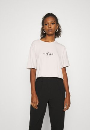AURORA - Print T-shirt - moonbeam