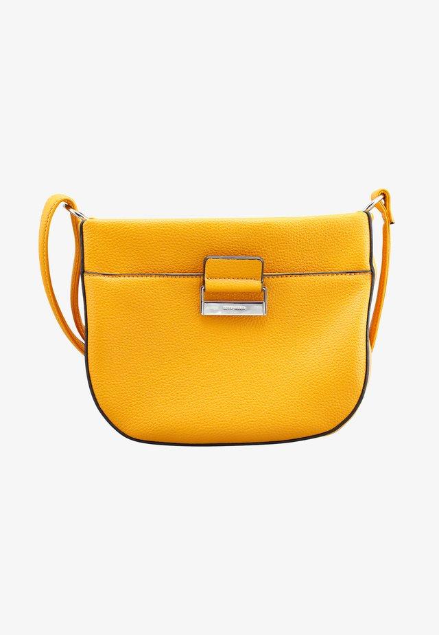 TALK DIFFERENT - Across body bag - yellow