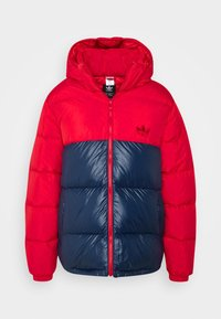adidas Originals - REGEN PUFF - Gewatteerde jas - scarle conavy - 4
