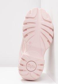 Buffalo London - Tenisky - baby pink - 6