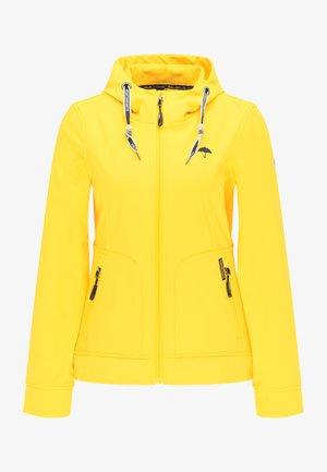 Outdoor jacket - gelb