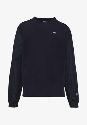 DENIM CREWNECK  - Collegepaita - dark blue
