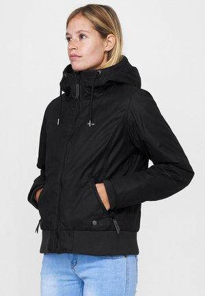 MAURY - Light jacket - black