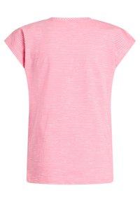 WE Fashion - Print T-shirt - pink - 4