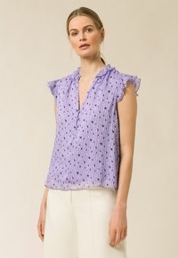 IVY & OAK - Blouse - aop - painted dot peony - 0