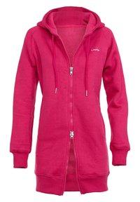 Winshape - Zip-up hoodie - deep pink - 5