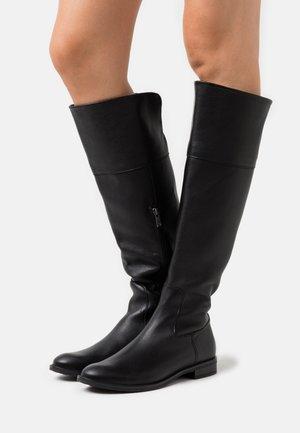 LOSIANE - Vysoká obuv - schwarz mellow