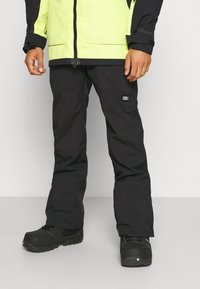 O'Neill - HAMMER SLIM PANTS - Snow pants - black out - 0