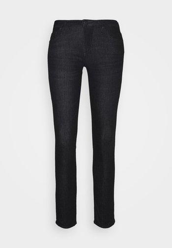 CORA - Slim fit jeans - black