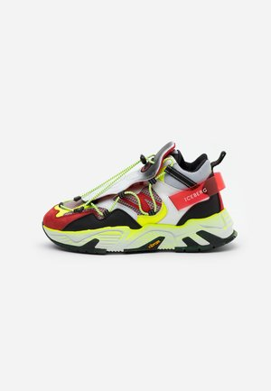 KAKKOI - High-top trainers - multicolor